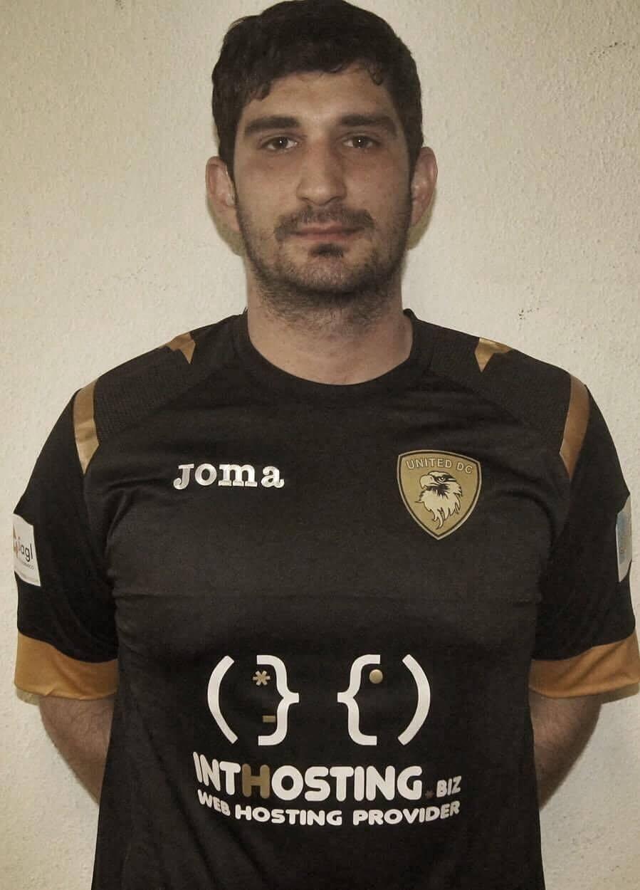 #28 Jonathan Kumus