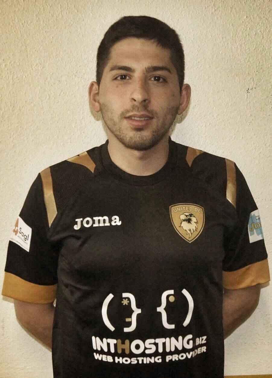 #2 Daniele Iannello