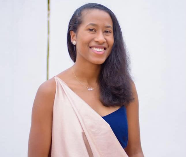 Nadia Harerimana, BA