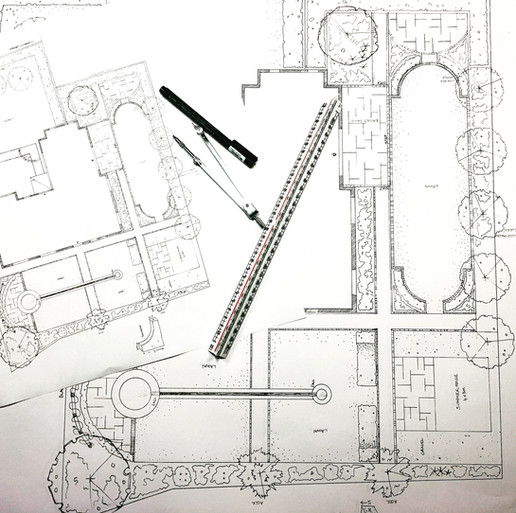 Finished plan ready for client