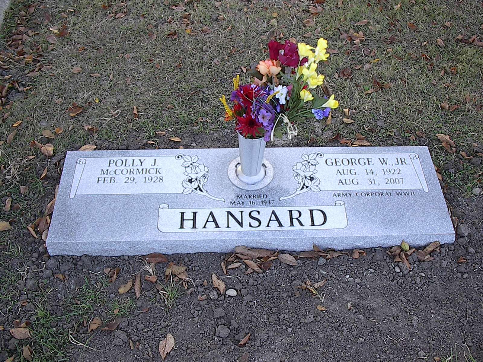 HANSARD