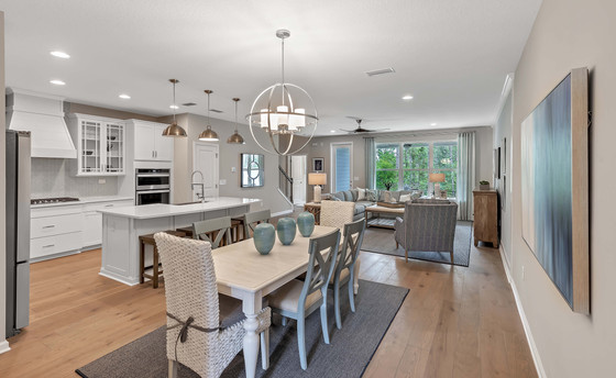 Dream Finders Homes Opens Three New Model Townhomes at Beacon Lake