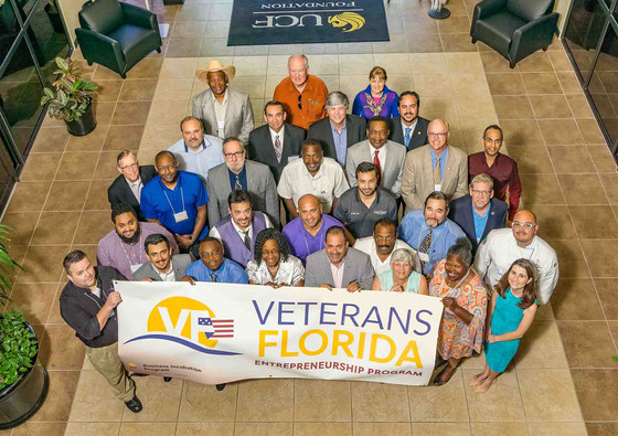 27 Graduated the Veterans Florida Entrepreneurship Programs's Education Phase at UCF Business Incuba