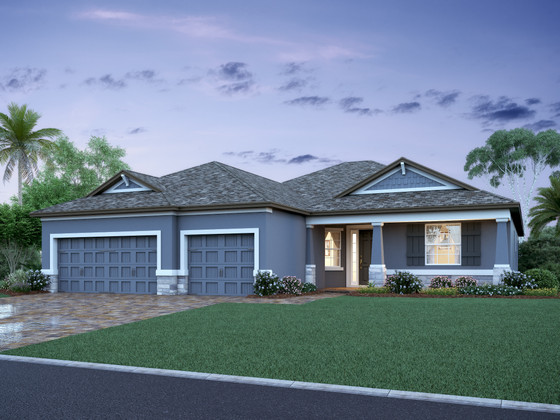 M/I Homes Starts Model Home at Hideaway Cove, an Outdoor Enthusiast's Fantasy in Oviedo