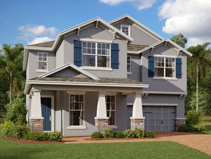 M/I Homes is Building at Rivington in DeBary