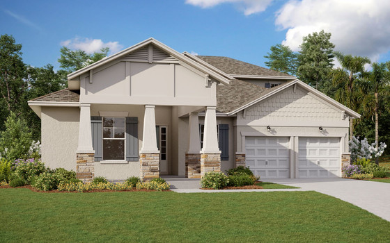 Dream Finders Homes Now Selling 4-6 Bedroom Homes at Lakeside at Hamlin in Winter Garden