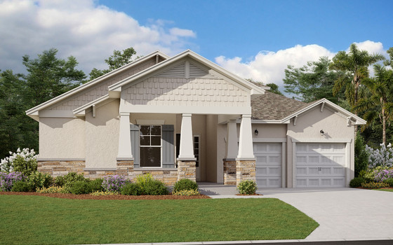 Dream Finders Homes Now Selling at Summerdale Park in Lake Nona