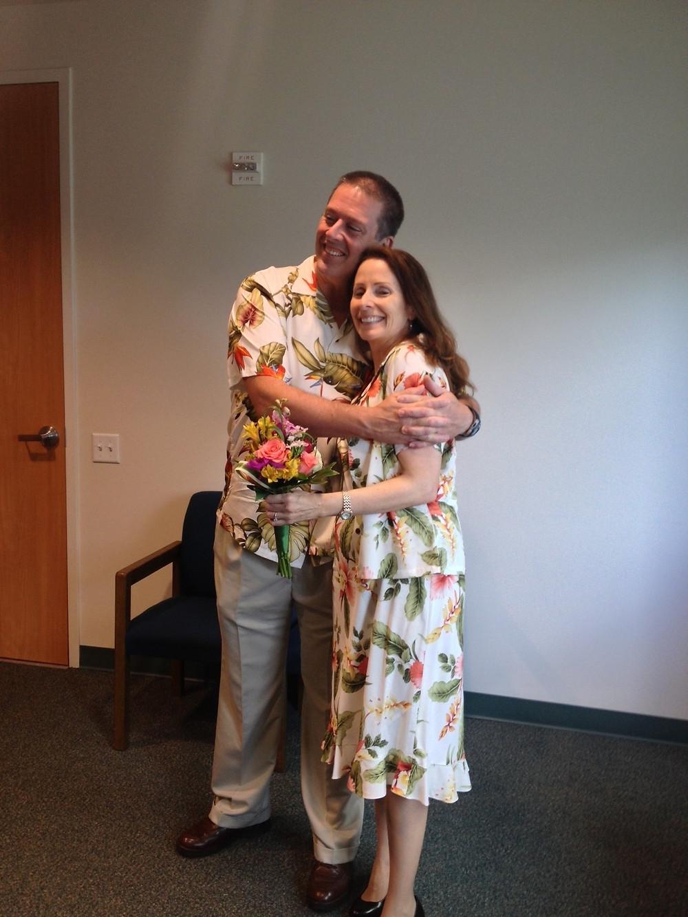 Mark and Nancy Dillard