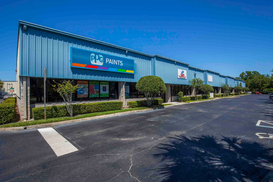 Charles Wayne Properties Acquires 5-Building Industrial / Flex Property for $9.55 Million in Seminol