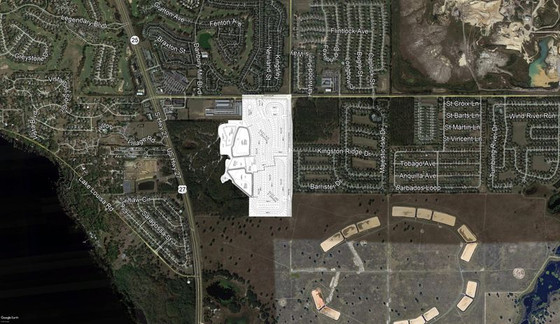 Dream Finders Homes to Start Development in October at Newly Acquired Hartwood Marsh Rd Subdivision