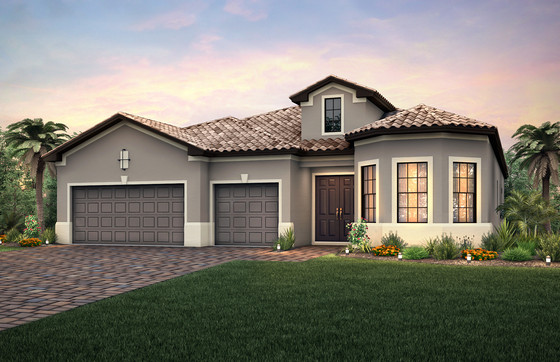 DiVosta Homes at Winding Cypress Opens New Model for Touring