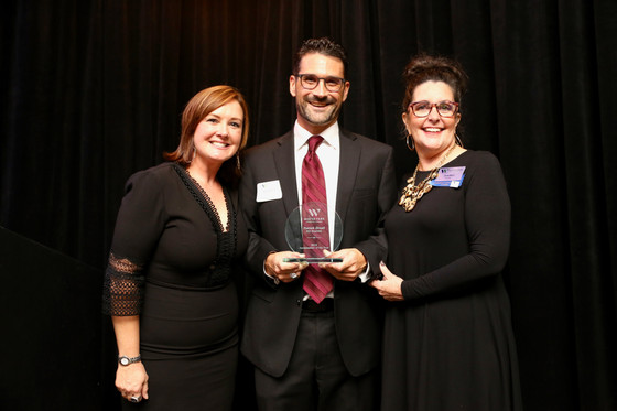 Patrick J. Brazil of NAI Realvest Named Winter Park Chamber's 2018 Ambassador of The Year