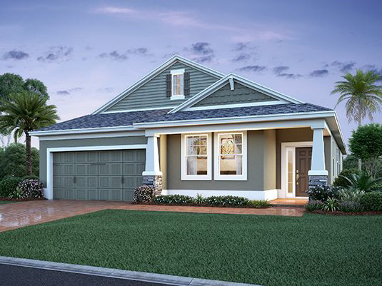 M/I Homes Starts First Model Home at Reserve at Pine Tree in St. CloudSales Launching Feb. 7