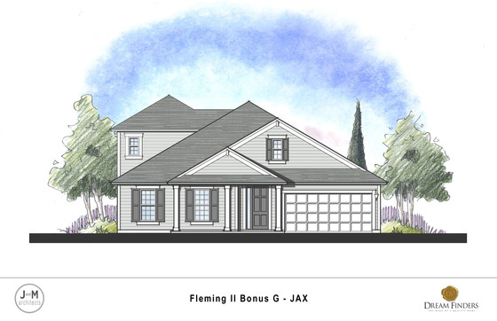 Dream Finders Home Opens New Model For Viewing at Amelia Concourse in Fernandina Beach