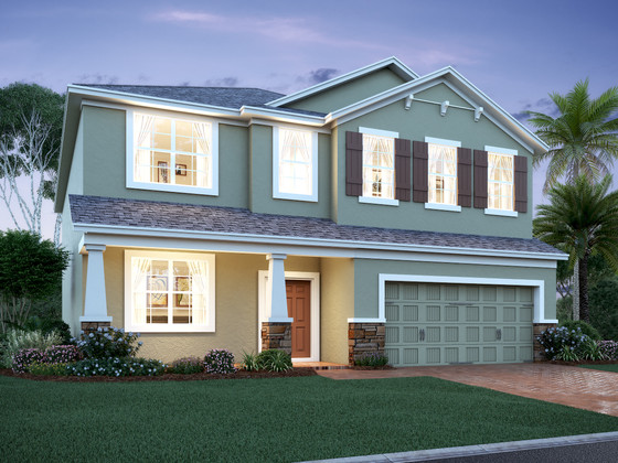 New HGTV-Inspired Model Expected to Wow Buyers At M/I Homes' Cadence Park Community in Sanford