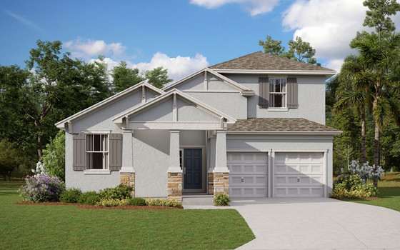 Dream Finders Homes Opens Five-Bedroom Anna Maria Model to Enthusiastic Buyers at DeBary's Rivington