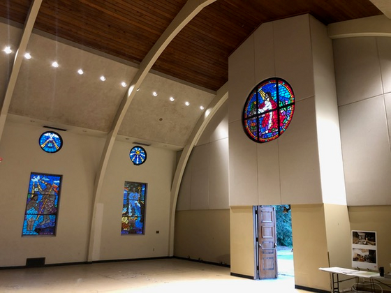 H2O Church Moves Forward as Building Gifted Them is Renovated