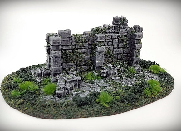 Basic Ruined Wall (Free with Coupon Code)