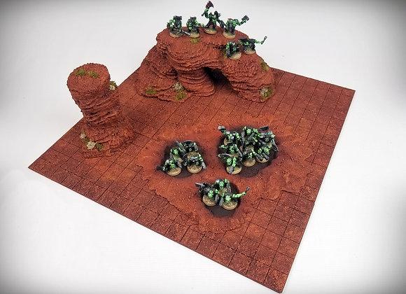"Terrain Boards - ""Dirt"" texture"