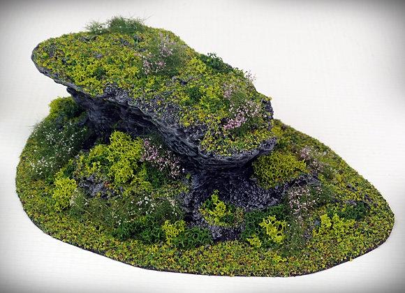 Dynamic Hill STUB Outcropping B