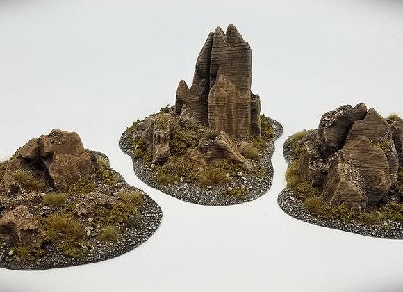 Jutting Rock STUB Outcropping A