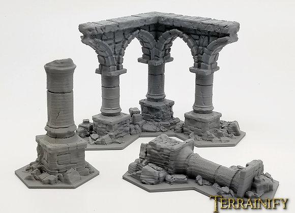 Shadespire Terrain Set