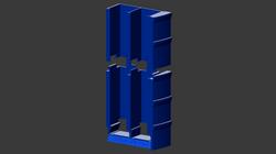 3D модель Kasseta