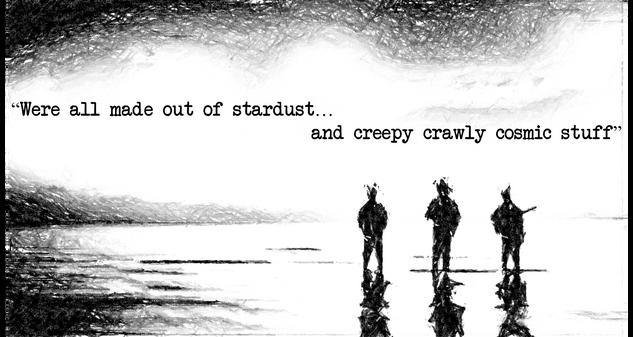 Stardust Lyric Video for The Rust Belt Brigade