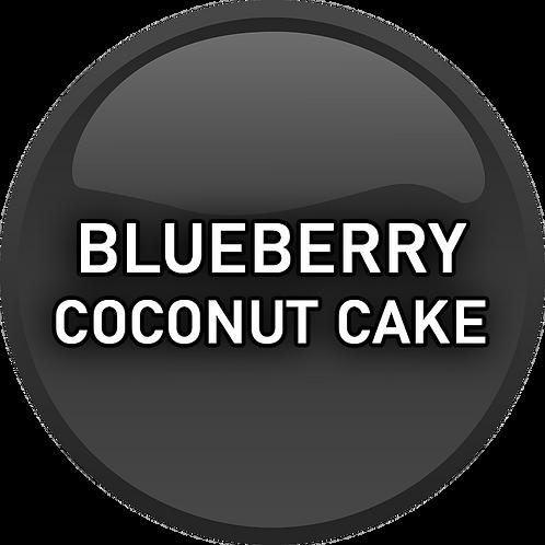 Blueberry Coconut Cake