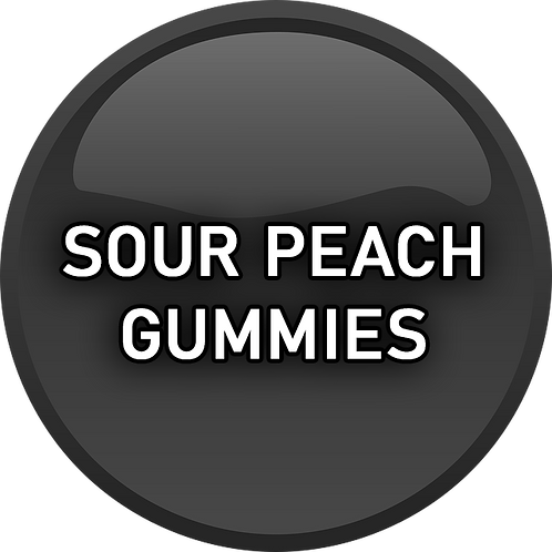 Sour Peach Gummies
