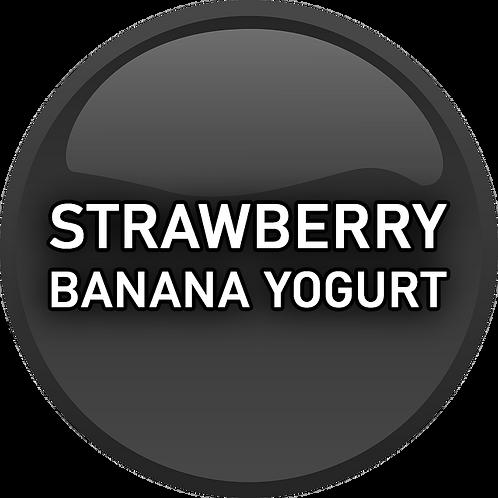 Strawberry Banana Yogurt