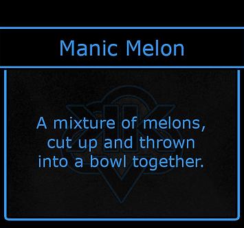Manic Melon