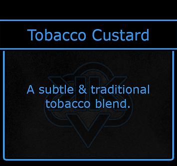 Tobacco Custard