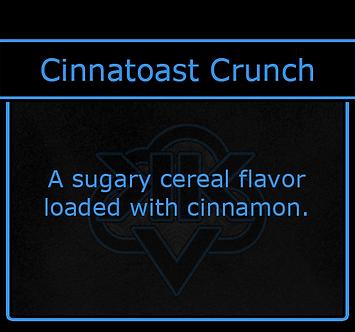 Cinnatoast Crunch