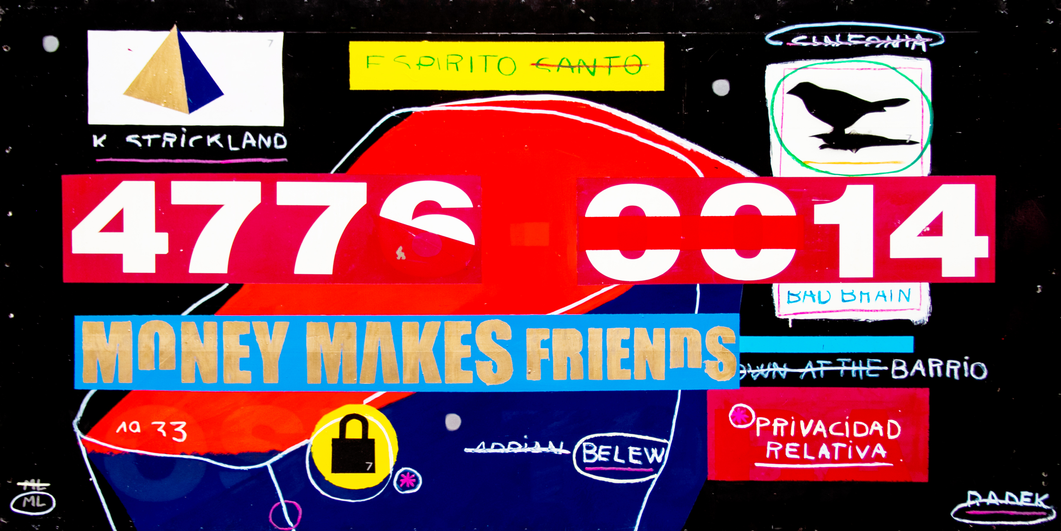 Money Make Friends