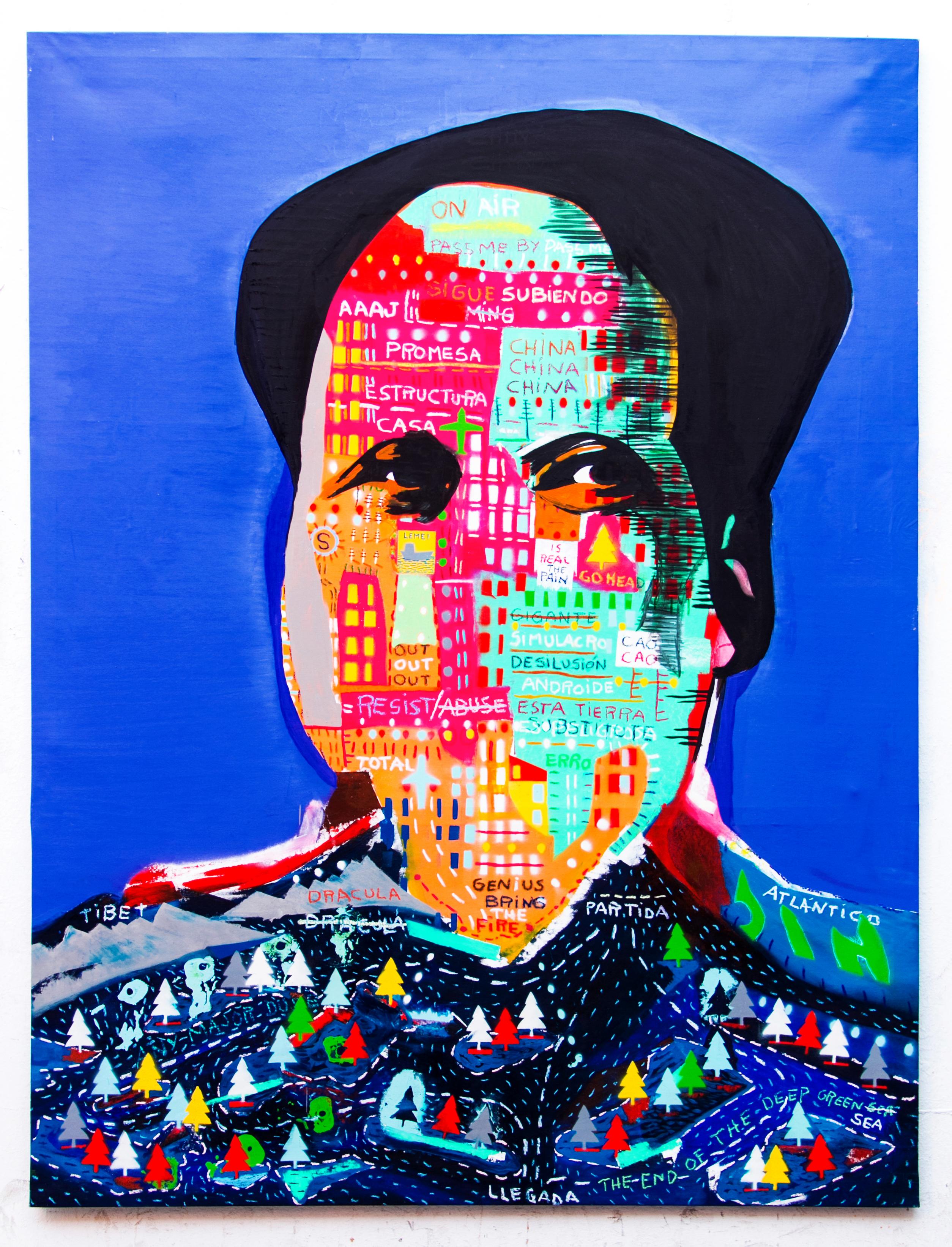 Mao según Warhol