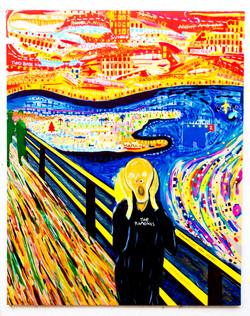 El Grito según Munch