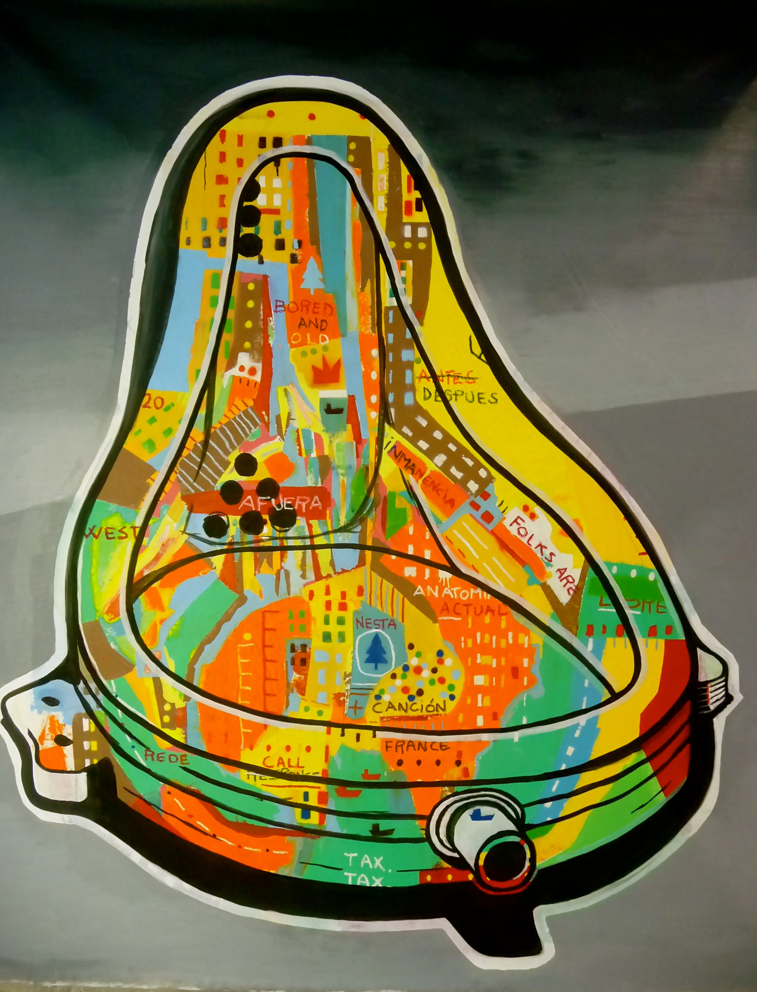 Fountain según Duchamp (Fountain after Duchamp)