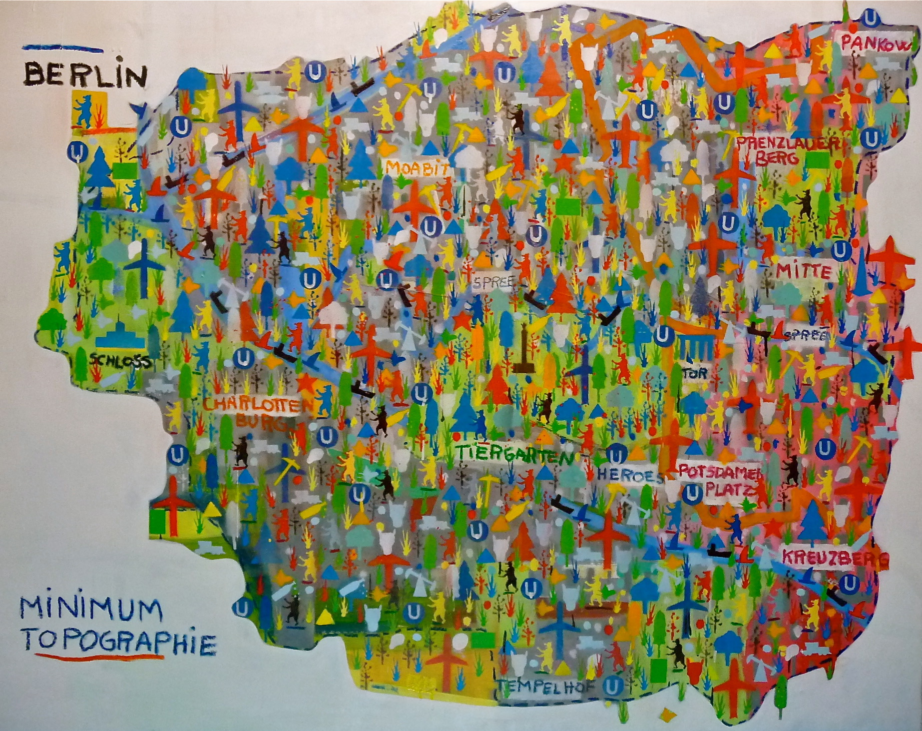 Berlin's Map