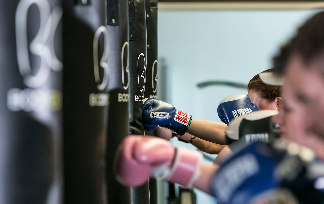 Boxing Class Perth