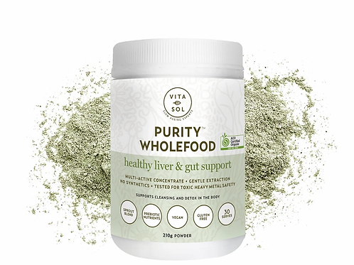 VITA SOL Purity Wholefood