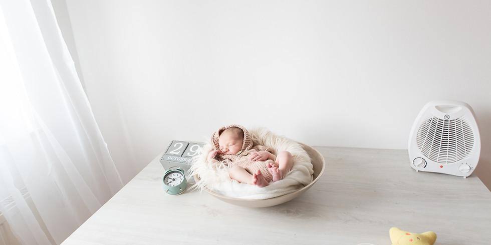MINI WORKSHOP - Newborn