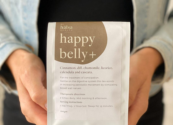 Happy Belly +