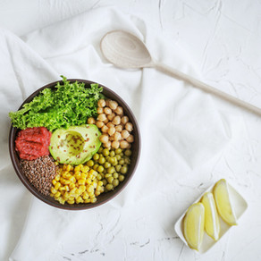 How to create a Balanced Plate