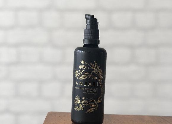 Anjali - Baby Face Massage & Bath Oil 100ml