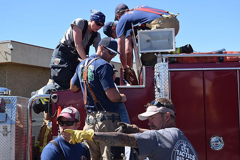 CSFFA Fire College Firefighters - Colorado