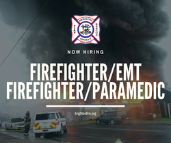 Brighton Fire and Rescue is Hiring!