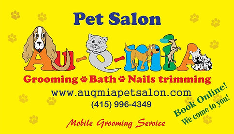 AU-Q-MIA Pet Salon