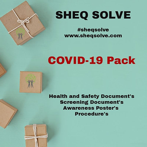 COVID-19 Pack