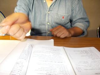 中間試験・英検対策終了